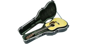 SKB 1SKB18 Futerał deluxe do gitar typy Dreadnought